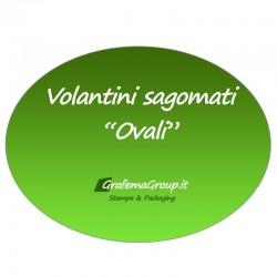 Volantini Ovali 10x15 cm