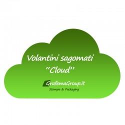 """Volantini """"Cloud"""""""