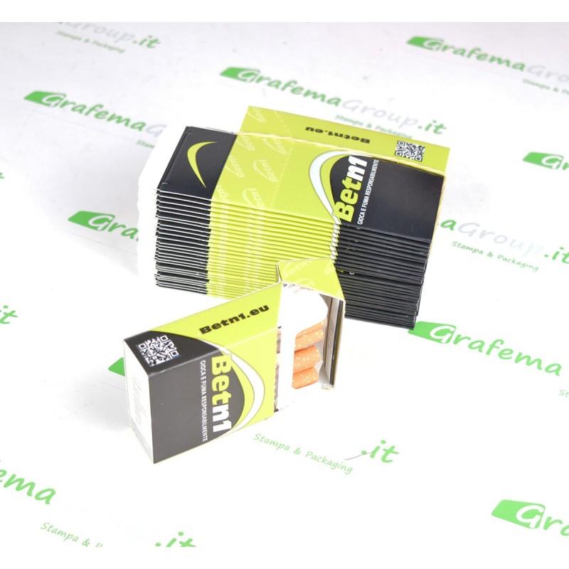 Astucci copri pacchetto di sigarette