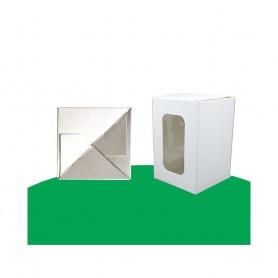 Scatole con finestra - fondo automatico