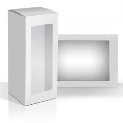 Astucci con finestra - chiusura standard