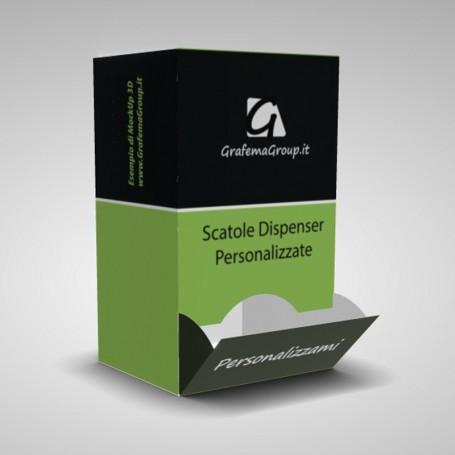 scatola Dispenser personalizzata