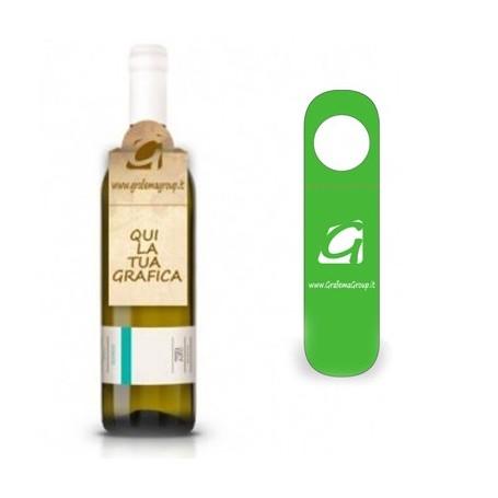 Collarini per bottiglie pendenti per bottiglie