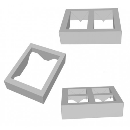 Inserti e Divisori per scatole